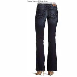 🍀 LUCKY BRAND Jeans Stark Sweet N Low Denim Dark